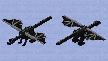 Refract Ender Dragon Minecraft Mob Skin