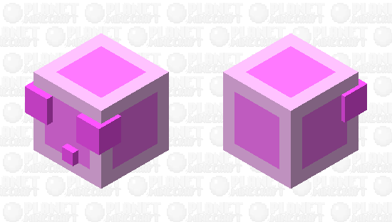 Slime (Pink Simplicity) Minecraft Skin