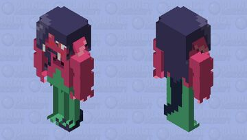 Morgrem Minecraft Mob Skin