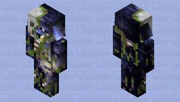Zombified Piglin Wanderer Minecraft Mob Skin