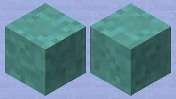 Terraria blue slime! Minecraft Mob Skin