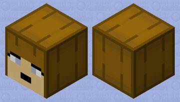 -girl mod block- Minecraft Mob Skin