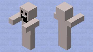 Office grunt Minecraft Mob Skin