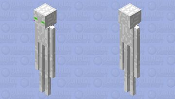 Enderman but its opposite day Minecraft Mob Skin