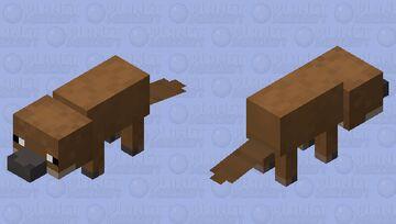 Platypus / my version Minecraft Mob Skin