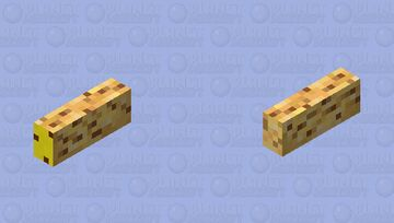 Breakfast Collection | Ocelot Minecraft Mob Skin