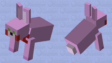 Bonnet (FNAF SL) Minecraft Mob Skin
