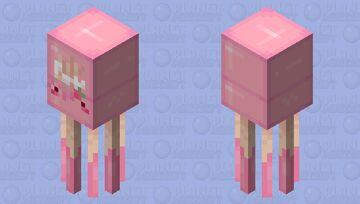 | Pocky Squid | ~* Marma *~ Minecraft Mob Skin