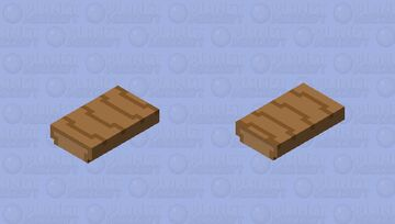 loaf of bread Minecraft Mob Skin