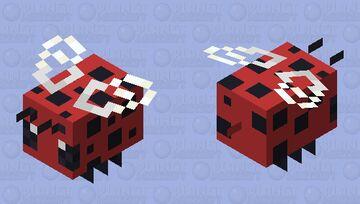 ladybug! 🐞 Minecraft Mob Skin