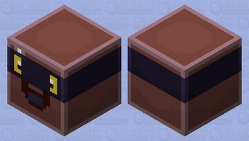 Hunter Slime [Slime Rancher] Minecraft Mob Skin
