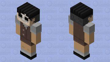 The Bullies (Little Nightmare II) Minecraft Mob Skin