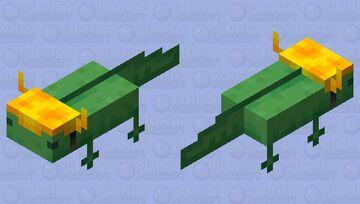 Alligator Loki (Loki ep 5) Minecraft Mob Skin