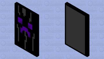 enderer creeper cape Minecraft Mob Skin