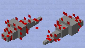 Covid spore Minecraft Mob Skin