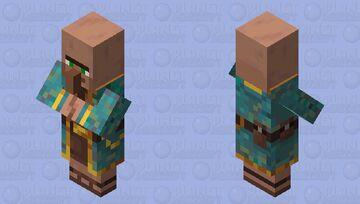 Strider Jockey - True Survival Datapack Minecraft Mob Skin