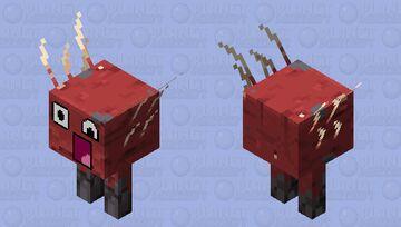 Epic Strider wtf Minecraft Mob Skin