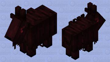 Ritual Goat Minecraft Mob Skin