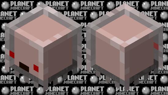 Baby ghast minecraft dungeon Minecraft Skin