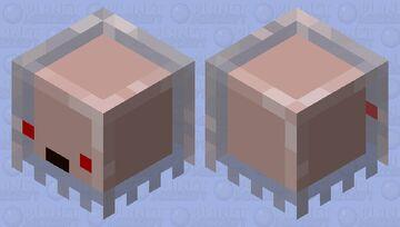 Baby ghast minecraft dungeon Minecraft Mob Skin