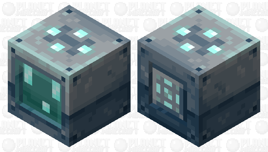 Telly the Audiovisual Transmitter Minecraft Skin