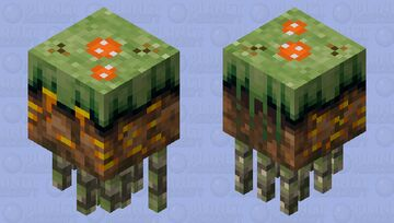 Ghrasst (Old entry) Minecraft Mob Skin