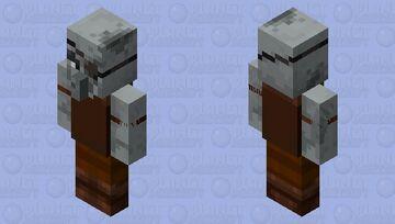 Prison Guard Minecraft Mob Skin