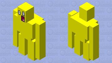 Epic Golem wtf Minecraft Mob Skin