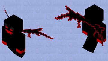 Evil Vex Minecraft Mob Skin