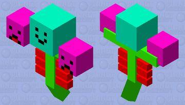 happy sad wither boss Minecraft Mob Skin