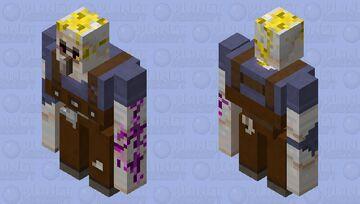 Iron Fisherman 2 Minecraft Mob Skin