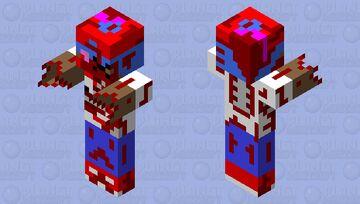 Zombie Boyfriend Keith Minecraft Mob Skin