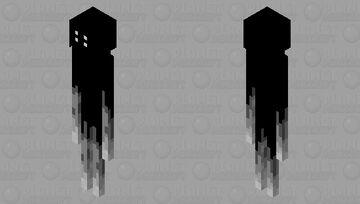 Tear in the nightmare Minecraft Mob Skin