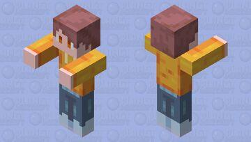 Noibie Minecraft Mob Skin