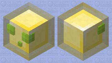 Totem Slime [Totem of Undying Palette Contest] Minecraft Mob Skin