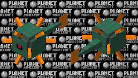 Guardian Automaton Minecraft Skin