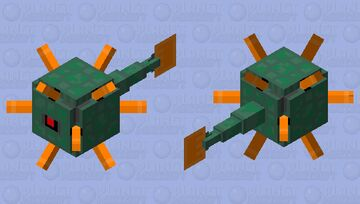 Guardian Automaton Minecraft Mob Skin