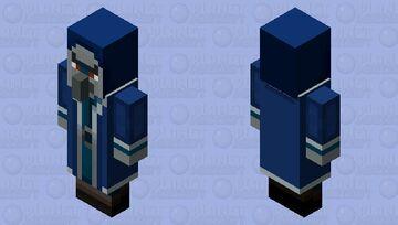 iceologer (minecraft dungeons) Minecraft Mob Skin