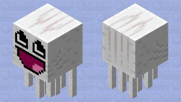 Awesome Ghast (FIXED & Original) Minecraft Mob Skin