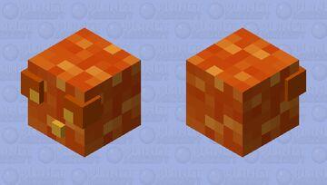 Lava Slime Biome Swap Minecraft Mob Skin Contest Minecraft Mob Skin