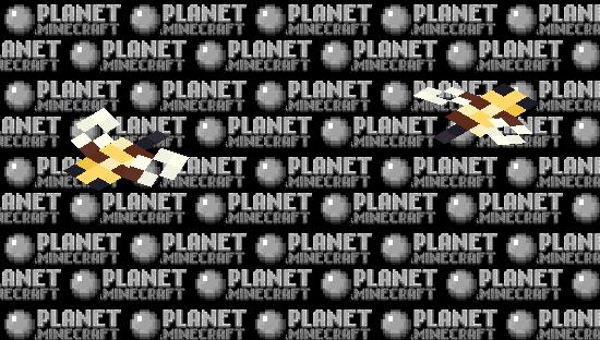 Bee / Polen / original size Minecraft Skin