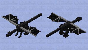 Minecraft Ender Dragon Minecraft Mob Skin