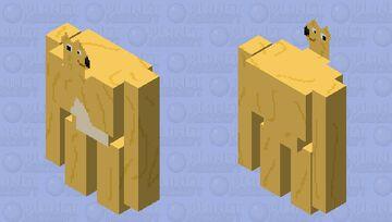 doge (meme) Minecraft Mob Skin
