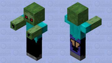 poop Minecraft Mob Skin
