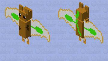 Nature Bat Minecraft Mob Skin