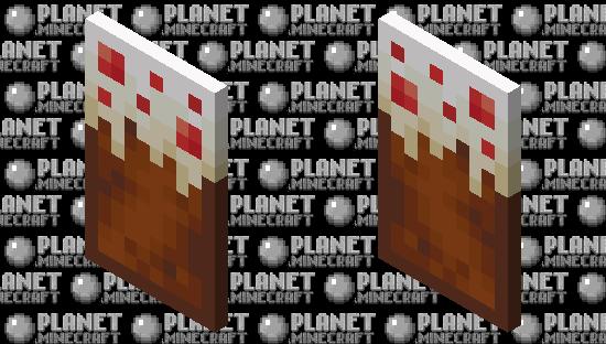 Cake cape Minecraft Skin