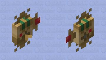 Cog Fish Minecraft Mob Skin