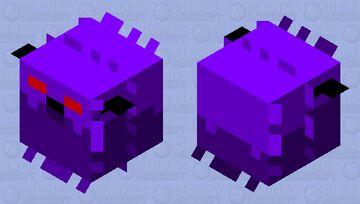 Void Pufferfish (Large) Minecraft Mob Skin