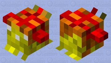 nether puffer Minecraft Mob Skin