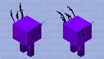 Void Strider Minecraft Mob Skin